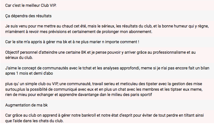 site de pronostic paris sportifs club tipster avis site de pronostic fiable
