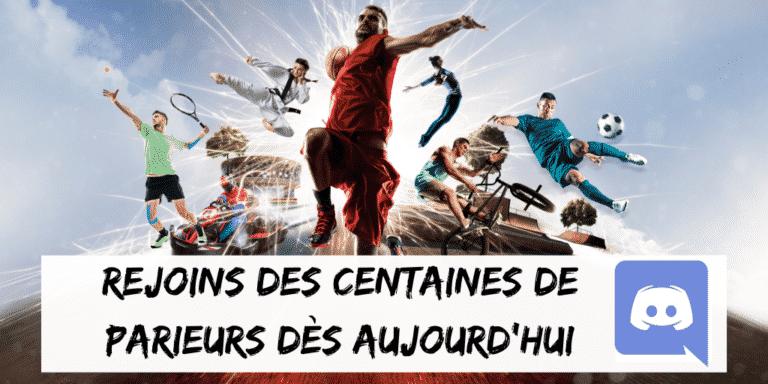 pronostic gratuit site de pronostic tipster paris sportifs club parieur discord pronostic foot gratuit
