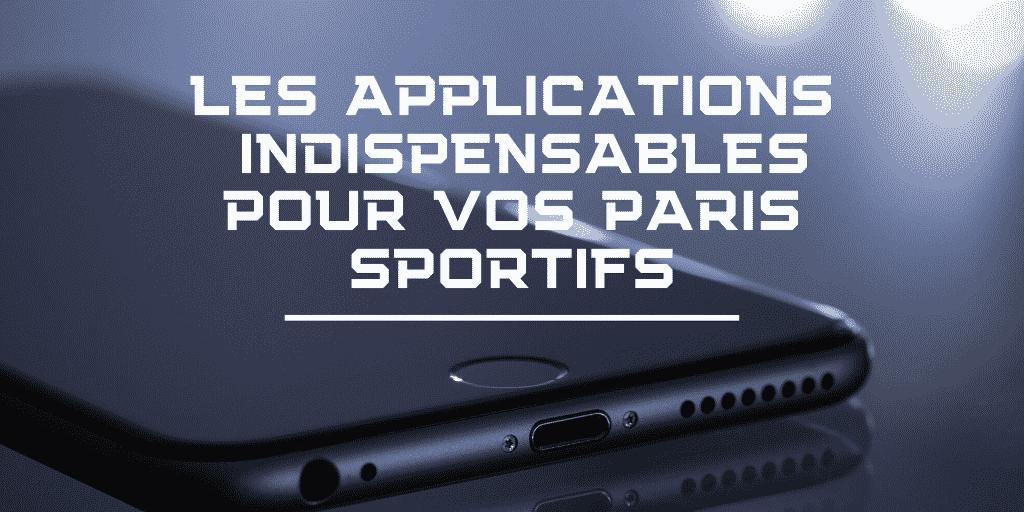 Application de Paris Sportifs Gratuit