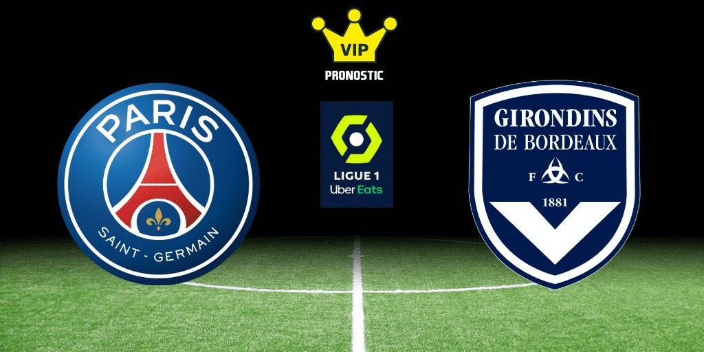 Pronostic PSG - Bordeaux Match de Championnat de Ligue 1 Pronostic