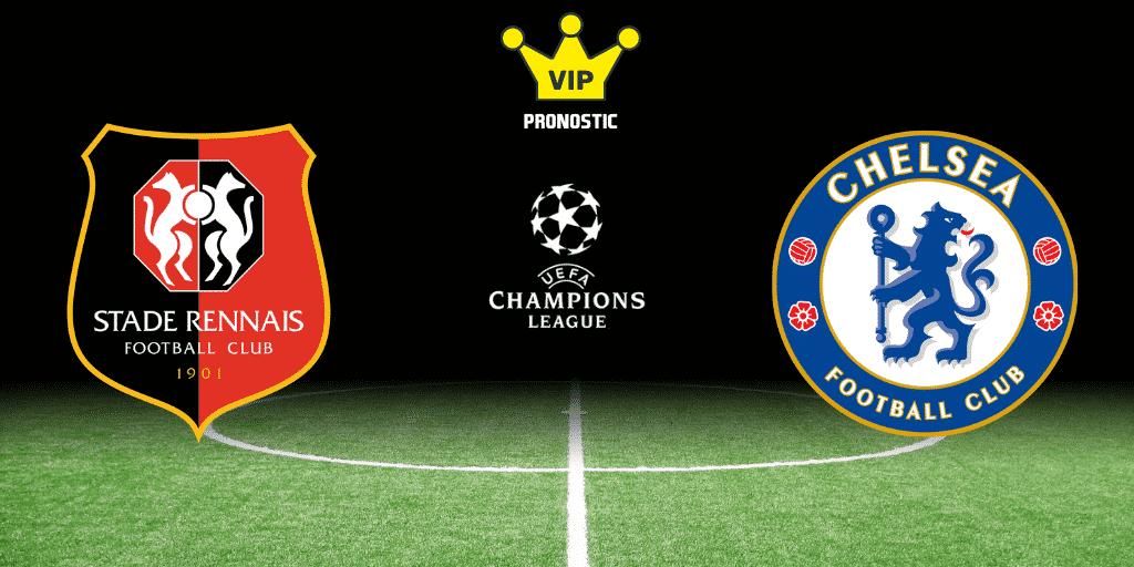 Pronostic Rennes - Chelsea