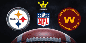 Pronostic PITTSBURGH STEELERS - WASHINGTON FOOTBALL TEAM