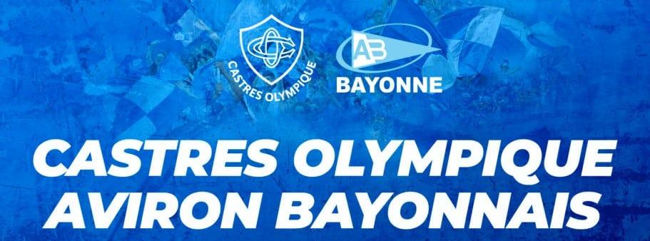 CASTRES BAYONNE