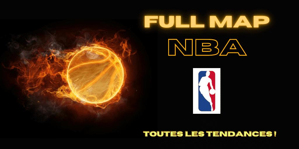 Full Map NBA