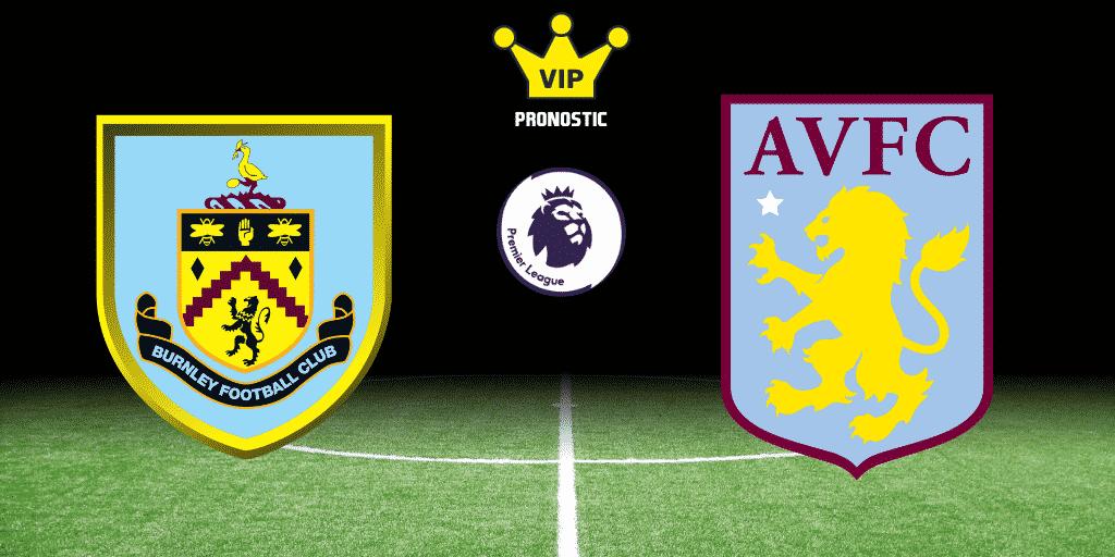 Pronostic Burnley Aston Villa Premier League 27 01 21