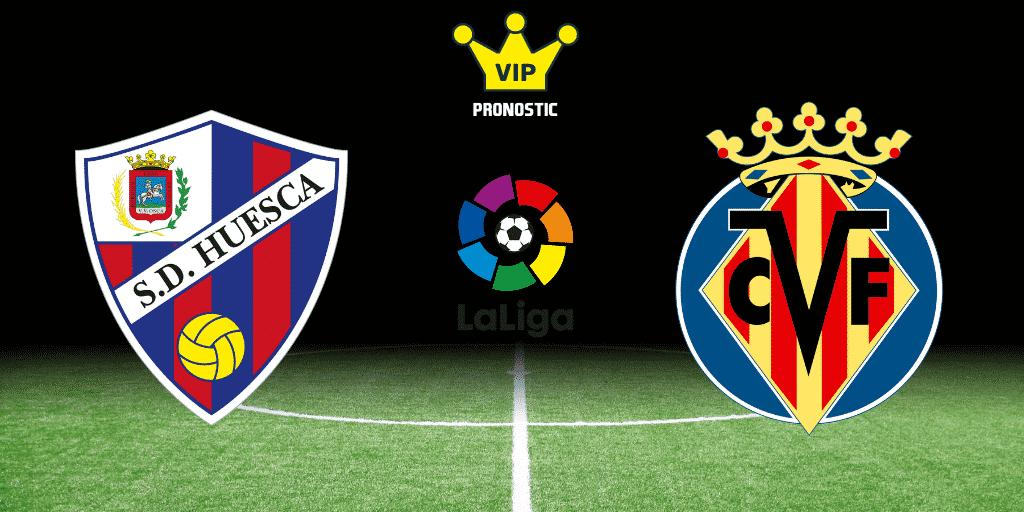 Pronostic Huesca - Villareal