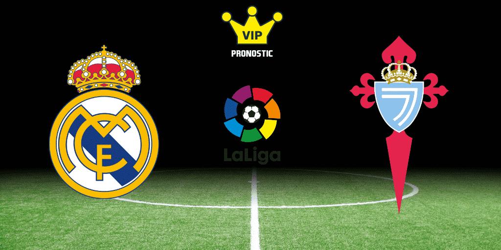 Pronostic Real Madrid- Celta Vigo