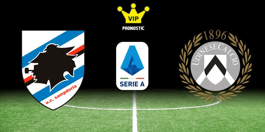 Pronostic Sampdoria Udinese