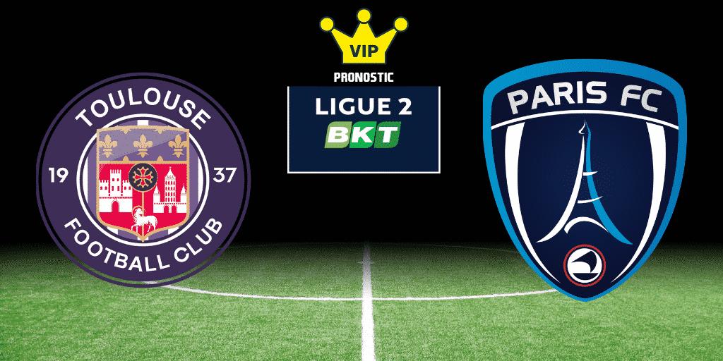 Pronostic Toulouse - Paris FC