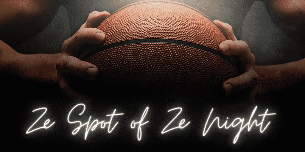 Ze Spot Of Ze Night Pronostic NBA