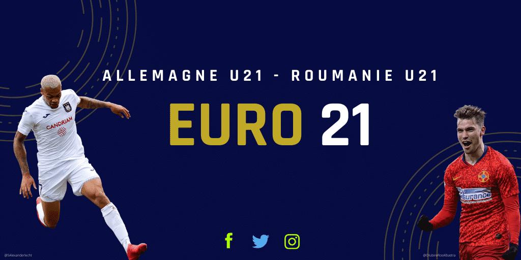 Preview Allemagne U21 Roumanie U21 30_03_21