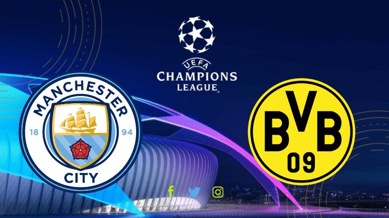 Manchester City Dortmund