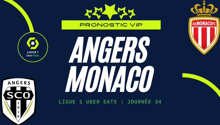 Pronostic Angers Monaco | SCO ASM