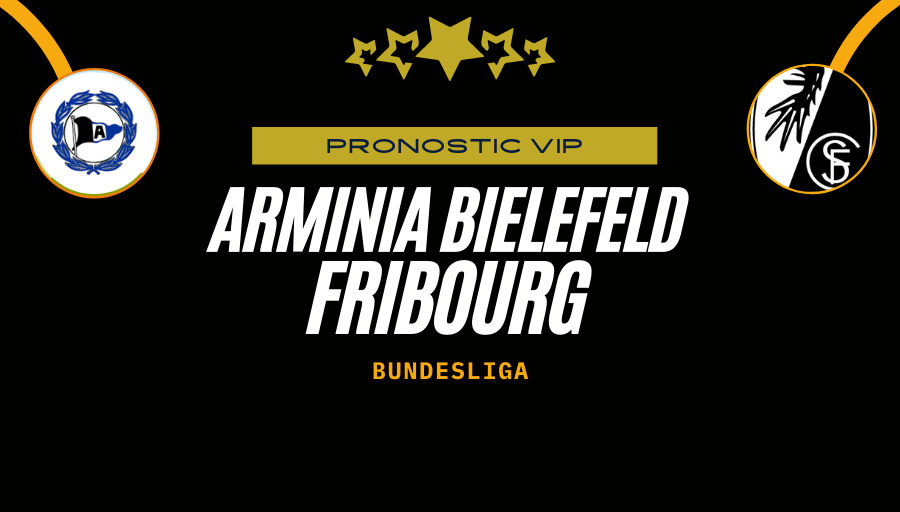 Pronostic Arminia Bielefeld Fribourg