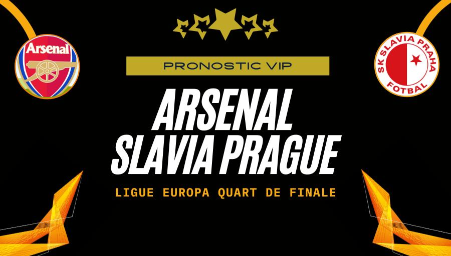Pronostic Arsenal - Slavia Prague