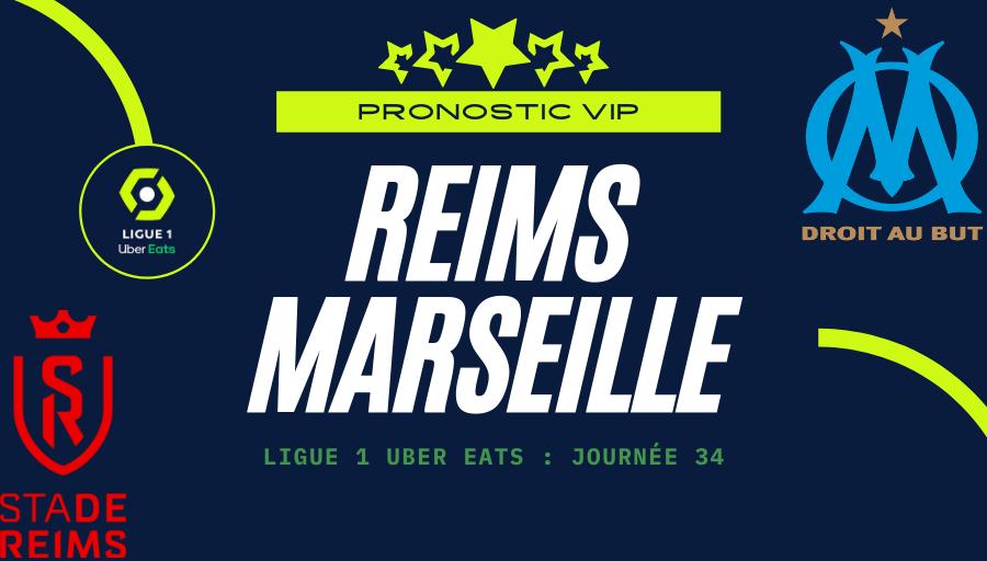 Pronostic Reims Marseille | SDR OM