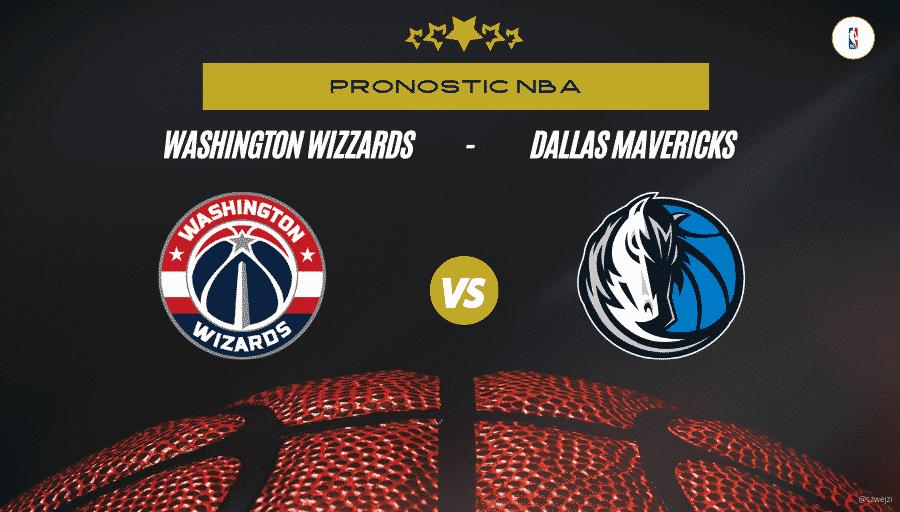 Pronostic Washington Wizzards Dallas Mavericks