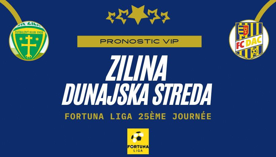 Pronostic Zilina Dunajska Streda | 04/04/21