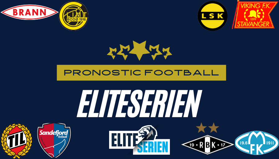 Pronostics Football – Multiplex 4ème Journée Eliteserien