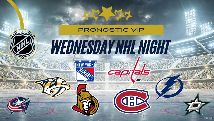 Wednesday night NHL 2