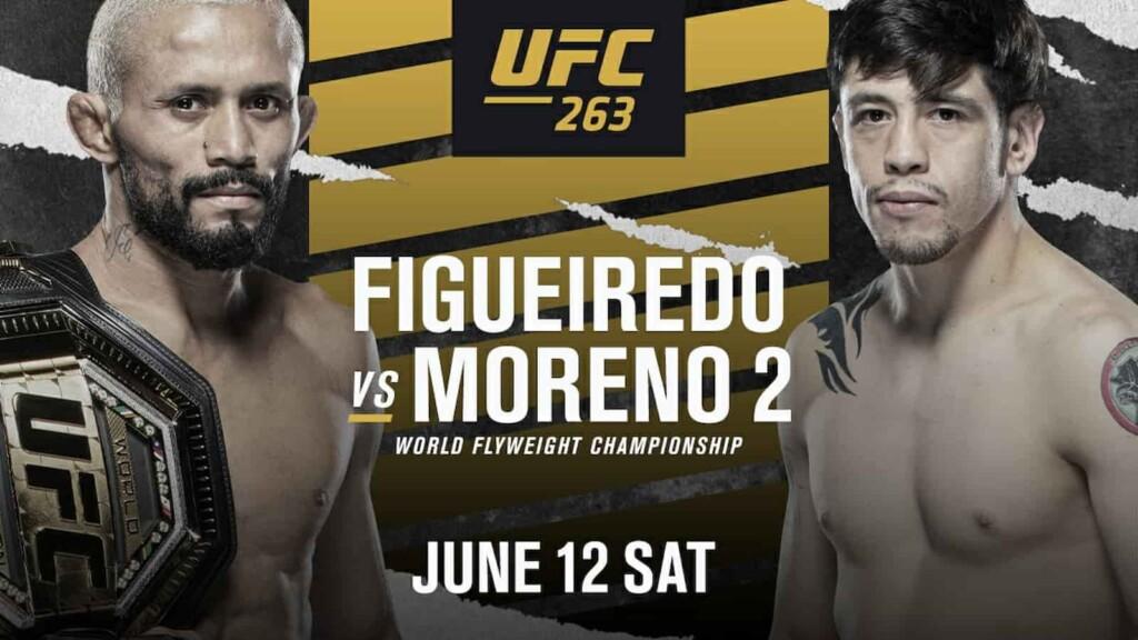 Pronostic Deiveson Figueiredo vs Brandon Moreno