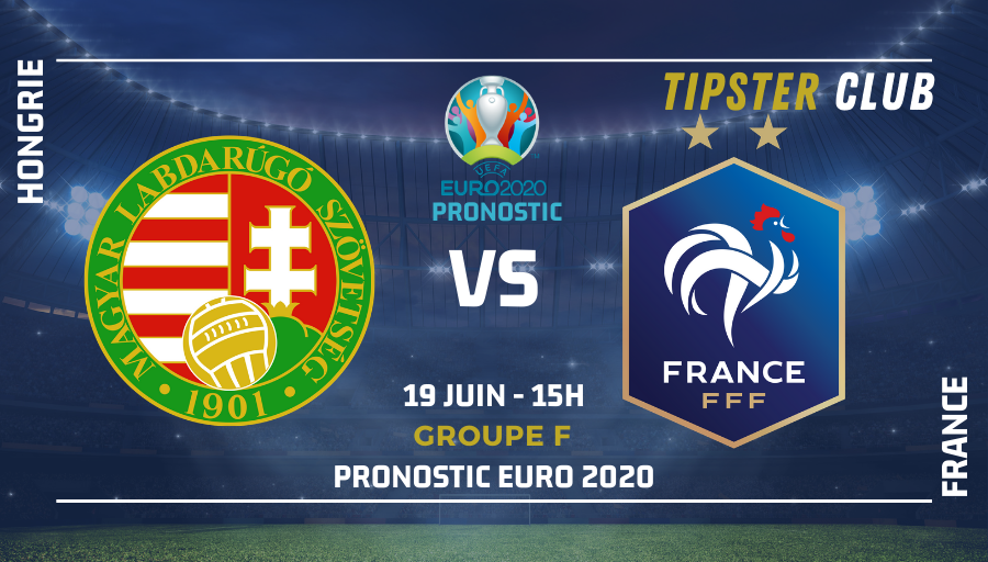 Pronostic Hongrie – France – 19/06/21 – Euro 2020