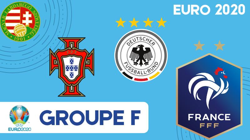 Pronostic Groupe F Euro 2020 2021