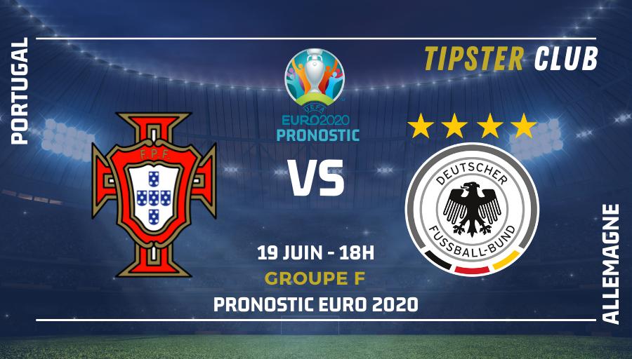 Pronostic Portugal - Allemagne