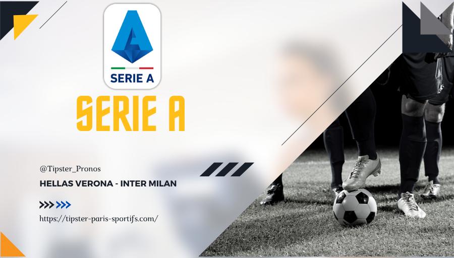 Pronostic Hellas Verona – Inter Milan – Serie A – 27/08/21