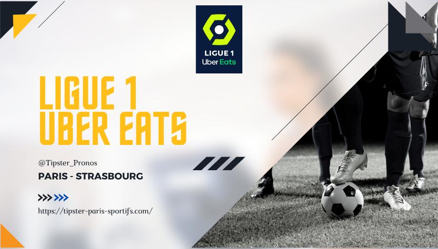 Pronostic Paris – Strasbourg – Ligue 1 – 14/08/21