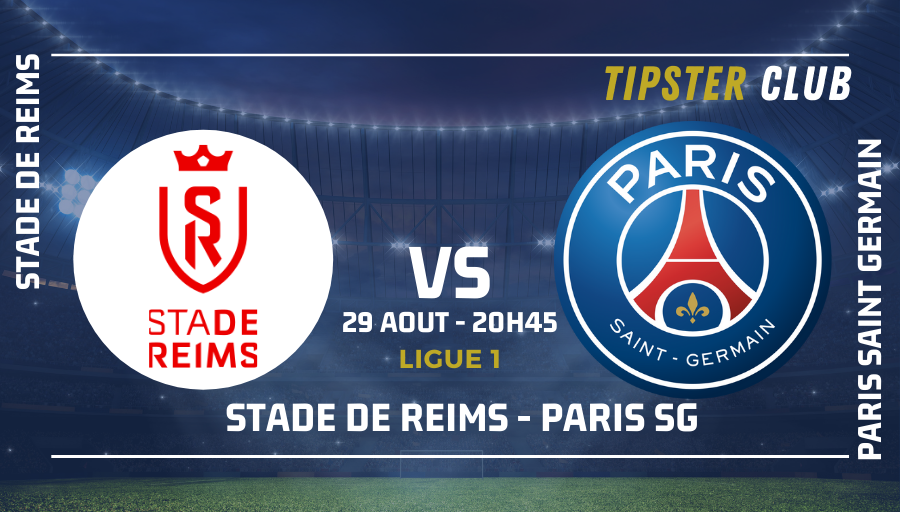 Pronostic Reims PSG