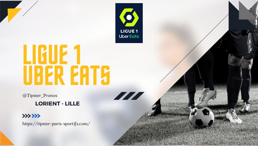 Pronostic Lorient – Lille – Ligue 1 – 10/09/21