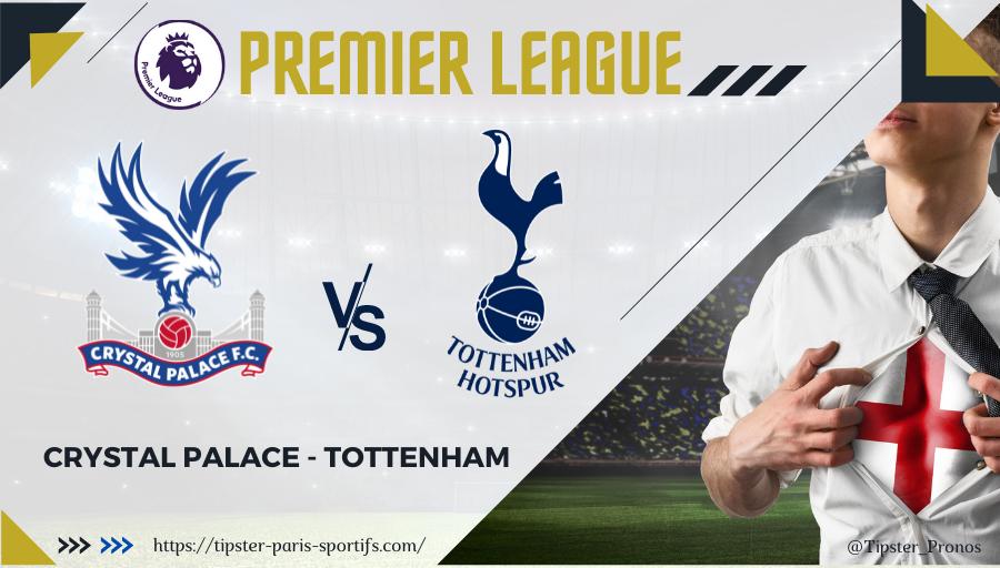 Pronostic Crystal Palace - Tottenham