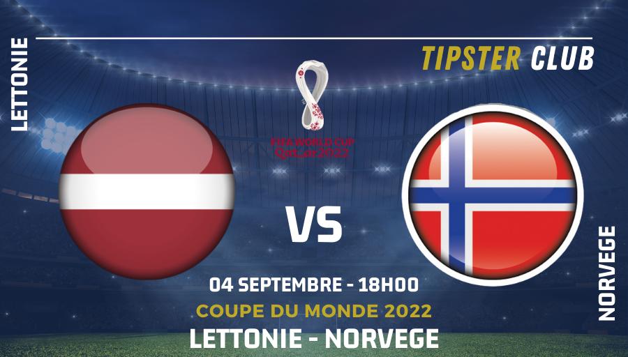 Pronostic Lettonie - Norvège