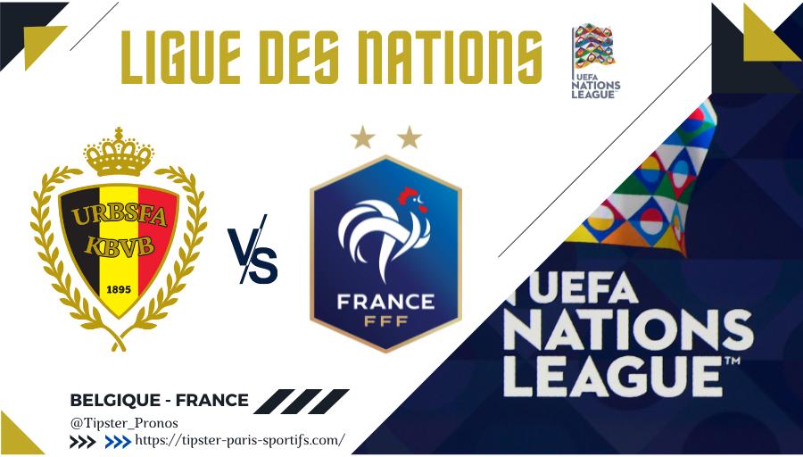 Pronostic Belgique - France